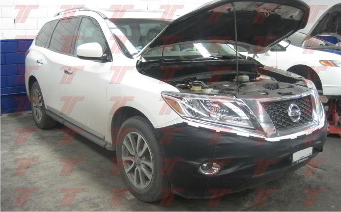 Nissan, Pathfinder 2013