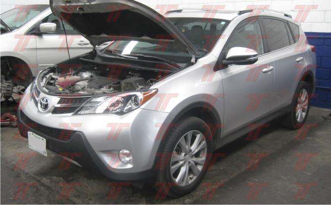 Toyota, CR-V 2015