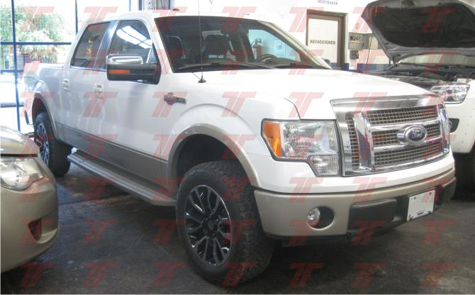 Ford, Lobo 4x4 2010
