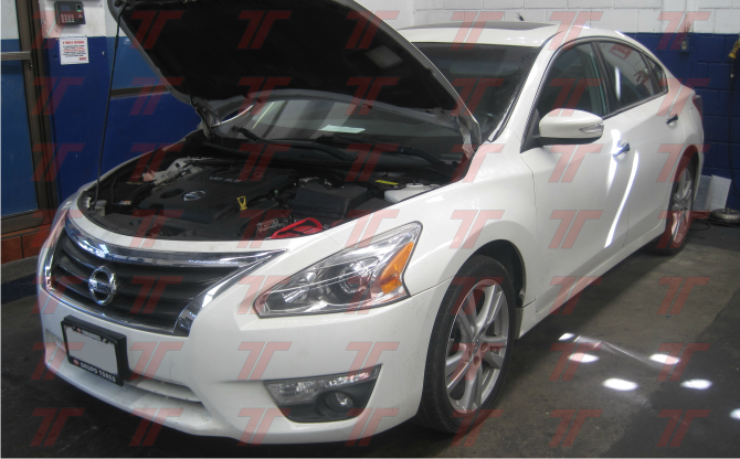 Nissan, Altima 2013