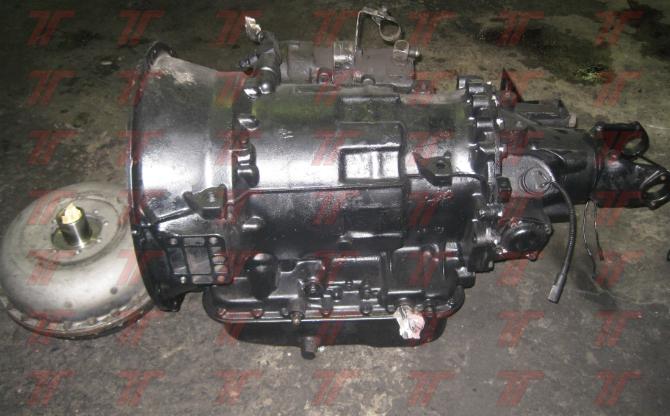 Transmision Allison MT-643